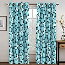 LOVEXOO Blackout Curtains for Bedroom pill W23 x