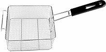 LOVIVER 8 inch Stainless Steel Mesh Net Strainer