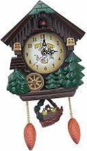 LOVIVER Cuckoo Clock Creative Chalet Clock