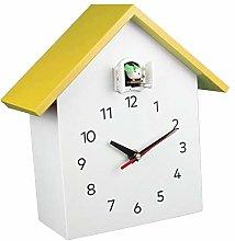 LOVIVER Cuckoo Clock Quartz Wall Clock Tabletop