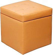 Low Stool Leather Stool Sofa Stool Storage Stool