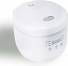 Low-Sugar Rice Cooker, 2L Smart Digital Touch