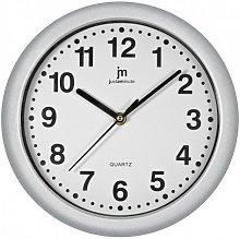 Lowell justaminute 00710–Wall Clock (Silver,