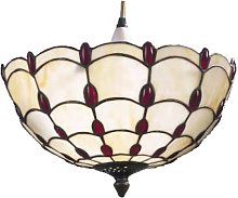 Loxton Lighting 35cm Inverted Dome Easy-Fit