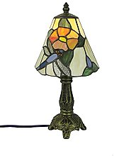Loxton Lighting 6inch 15cm Blue Dragonfly with