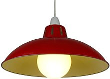 Loxton Lighting Metal Industrial/Factory Shade
