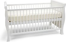 Lozano Cot Bed Isabelle & Max Mattress Type: