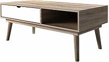 LPD Scandi Oak Coloured Livingroom Range - Tables,
