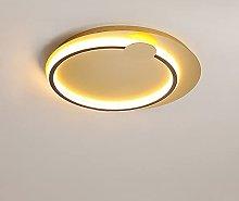LPFWSK Flush Mount Energy-saving Ceiling Lamp
