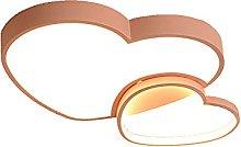 LPFWSK Heart-shaped LED Energy-saving Ceiling