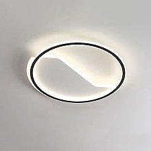 LPFWSK Minimalist Style Round Ultra-thin Ceiling