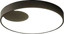 LPFWSK Simple Style LED Round Ceiling Light