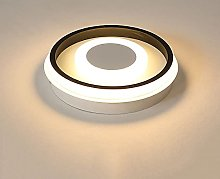 LPFWSK Simple Style Round Ultra-thin Ceiling