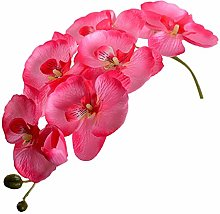 LPxdywlk 1Pc Artificial Flower Butterfly Orchid