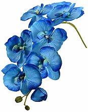 LPxdywlk 1Pc Artificial Flower Butterfly Orchid