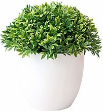 LPxdywlk 1Pc Artificial Plant Grass Ball Mini