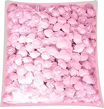 LPxdywlk 500Pcs PE Foam Rose Head Artificial