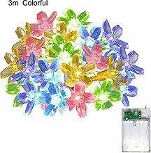 LPxdywlk LED Lights, 3m/5m Sakura Shape LED Light