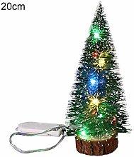 LPxdywlk LED Lights, Mini Christmas Tree with LED
