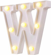 LPxdywlk Light Alphabet Letter LED Night Light