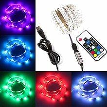 LPxdywlk USB LED Lights, 0.5/1/2/3/4/5m USB