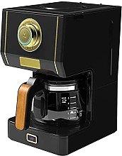 lpzsmd Milk Frother Machine Coffee Machine 5 Cups