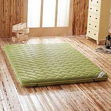LQ&XL 8cm Thicken Floor Mat,Tatami Mattress topper