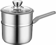 Lqfcjnb Baby Food Sauce Pan Stainless Steel with