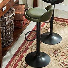 LQIAN counter bar stools Bar Chairs Iron Bar Stool