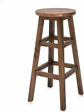 LQIAN counter bar stools Furniture Stools Wooden
