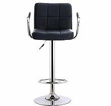 LQIAN counter bar stools With ArmrestsBreakfast