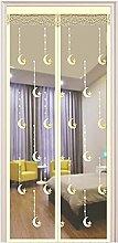 LQJin Magnetic Screen Door Anti Mosquito And Mute