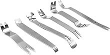 LQKYWNA Stainless steel Trim Removal Tools Kit, 6