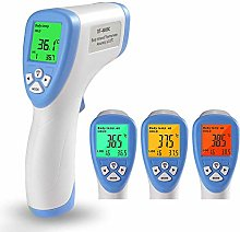LQQZZZ Digital Forehead Thermometer,Non-Contact
