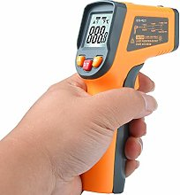 LQQZZZ High-Precision Infrared Temperature Gun,