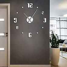 Lrenkey DIY Large Wall Clock - DIY Large Wall