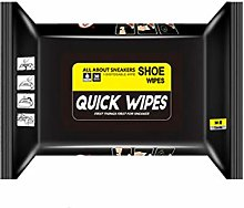 LRWEY Disposable Sneakers Cleaning Wet Wipes