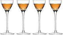 LSA International - Bar Liqueur Glass X 4