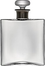LSA International Flask Decanter, 800ml, Clear