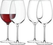Lsa International Red Wine Glasses &Ndash; Set Of 4