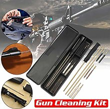LSB-HUNTING, 9 Piece Hunting Rifle Cleaning Kit