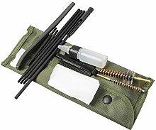 LSB-HUNTING, Pistol Gun Cleaning Set 10pcs for .22