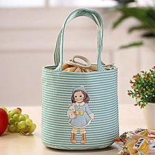 LSCC Portable Lunch Bag Thermal Insulated Box Tote