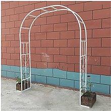 LSDRALOBBEB Garden Rose Arch Metal Arch Metal