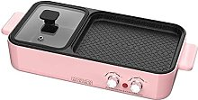 LSDRALOBBEB Hot Plate Table Top Grill Household