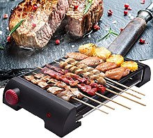 LSDRALOBBEB Hot Plate Table Top Grill Indoor