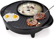 LSDRALOBBEB Hot Plate Table Top Grill Indoor Grill