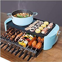 LSDRALOBBEB Hot Plate Table Top Grill Large