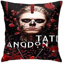 Lsjuee 18 X18 in Pillowcase Tate Langdon Pillow