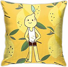 Lsjuee Cavetown Merch Pillowcase Multicoloured